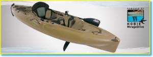 Hobie kayak hire