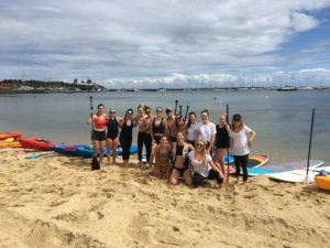 Mornington Peninsula SUP Kayak hire