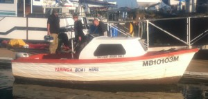 cheap halfcabin fishing boats for hire melbourne westernport bay